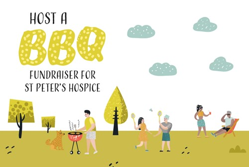 Host a BBQ fundraiser for St Peter's Hospice