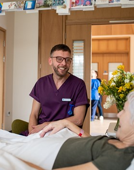 Care in the Hospice